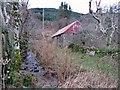 NG8227 : Barn at Kirkton by Richard Dorrell