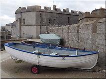 SY6874 : Portland Castle by Colin Smith
