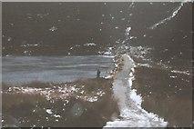 NN9462 : Loch a'Choire and dam by Douglas Nelson