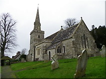 SY5889 : The Church of St Michael and All Angels, Littlebredy by Maigheach-gheal