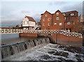 SO8832 : Abbey Mill, Tewkesbury by Chris Allen