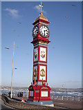 SY6879 : Jubilee Clock Tower, Weymouth by Colin Smith