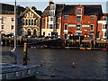 SY6878 : Custom House Quay at Weymouth by Colin Smith