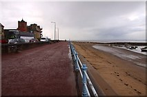 SD4464 : The promenade at Morecambe looking west by Steve Daniels