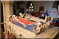 TQ7515 : Tomb of Sir Anthony Browne and wife, St Mary's church, Battle by Julian P Guffogg