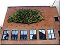 H4572 : Ivy growing on a wall, Omagh by Kenneth  Allen