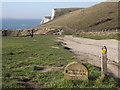 SY8080 : South West Coast Path by Colin Smith