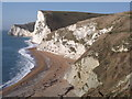 SY8080 : Jurassic Coast from Durdle Door by Colin Smith