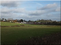 ST0107 : New housing estate under construction on west of Cullompton by David Smith