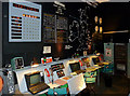 SJ6447 : Display at Hack Green Secret Nuclear Bunker, Cheshire by Roger  Kidd