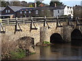 SU8743 : East Bridge, Tilford by Colin Smith