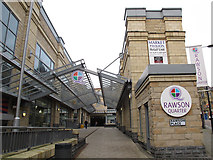 SE1633 : The Rawson Quarter, Bradford by Stephen Craven