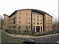 SE1633 : Inland Revenue building, Bradford by Stephen Craven