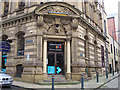 SE1633 : Devere House - entrance by Stephen Craven