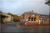 SU8853 : North Camp Station by N Chadwick