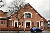 J3574 : The Templemore Hall, Belfast by Albert Bridge