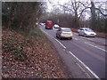 TQ2293 : Highwood Hill, Mill Hill by David Howard