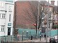 TA0929 : Tree felling at Wellington House, Beverley Road, Hull by Ian S