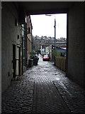 NS5667 : Dowanside Lane by Thomas Nugent