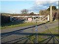 TF4304 : Waldersea level crossing on Long Drove by Richard Humphrey