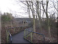 SJ9278 : Macclesfield Canal Bridge No.25 from Holehouse Lane Carpark by Peter Turner