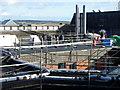 SU1427 : Hospital Roof, Salisbury by Maigheach-gheal