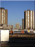 TQ2775 : Clapham Junction: view northwards by Christopher Hilton