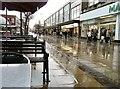SJ9399 : Warrington Street by Gerald England