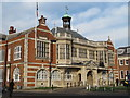 TQ2289 : Hendon Town Hall The Burroughs, NW4 by Mike Quinn