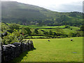NY4103 : Farmland, Troutbeck, Cumbria by Christine Matthews