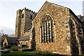 SH7877 : St Mary and All Saints Church, Conwy by Jeff Buck