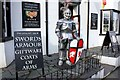 SH7877 : The Knight Shop, Conwy by Jeff Buck