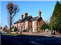 SZ0696 : House on Wimborne Rd by Nigel Mykura