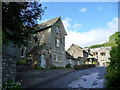 NY4103 : Houses, Troutbeck, Cumbria by Christine Matthews
