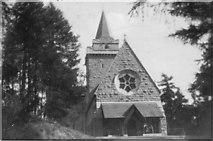 NO2694 : Crathie Church by Ethel Tiller 1885-1946