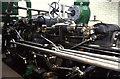 SE1406 : Washpit Mills - steam engine by Chris Allen