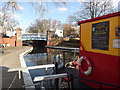 TQ2681 : Puppet Theatre Barge, Little Venice by Colin Smith