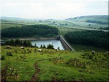 SJ9775 : Lamaload Reservoir by Stephen Craven