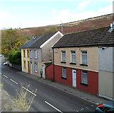 SS9993 : Rhondda Terrace, Llwynypia by Jaggery