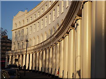 TQ2882 : Park Crescent by John Nash by Colin Smith