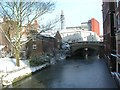 SE6051 : River Foss from Piccadilly by DS Pugh