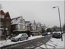 TQ4077 : Glenluce Road - upper part by Stephen Craven