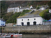 SW6225 : Old Smoke house Porthleven by sue hogben
