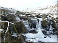 NY2910 : Frozen Falls by Michael Graham