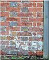 SU1517 : Benchmark, Meadow View Cottage by Jonathan Kington