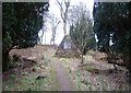NO4515 : Archbishop Sharp Memorial, Bishop's Wood by kim traynor