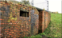 J4972 : Pillbox, Newtownards (1) by Albert Bridge
