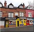 SE2734 : Keystone DIY - Burley Road by Betty Longbottom
