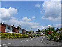 SP2760 : Dugard Place Barford by Nigel Mykura