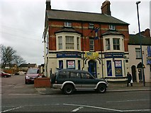 SJ8748 : Shop formerly The New Queen Public House by Alex McGregor